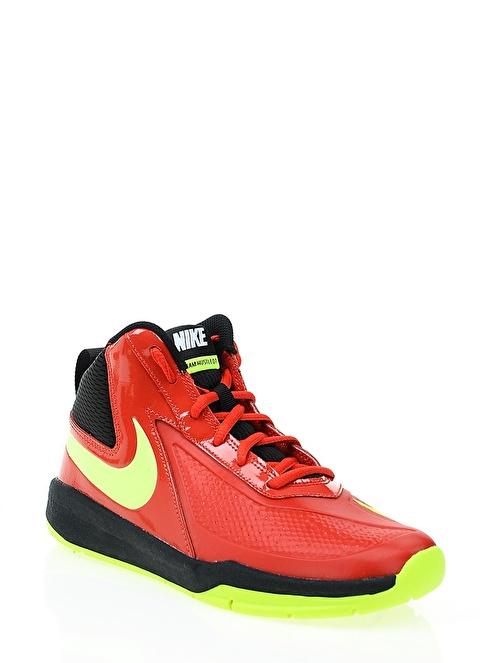 Nike Team Hustle D 7 (Gs) Kırmızı